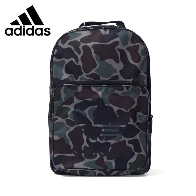 Оригинальный Новое поступление 2017 Adidas направленного унисекс Рюкзаки Спортивные сумки