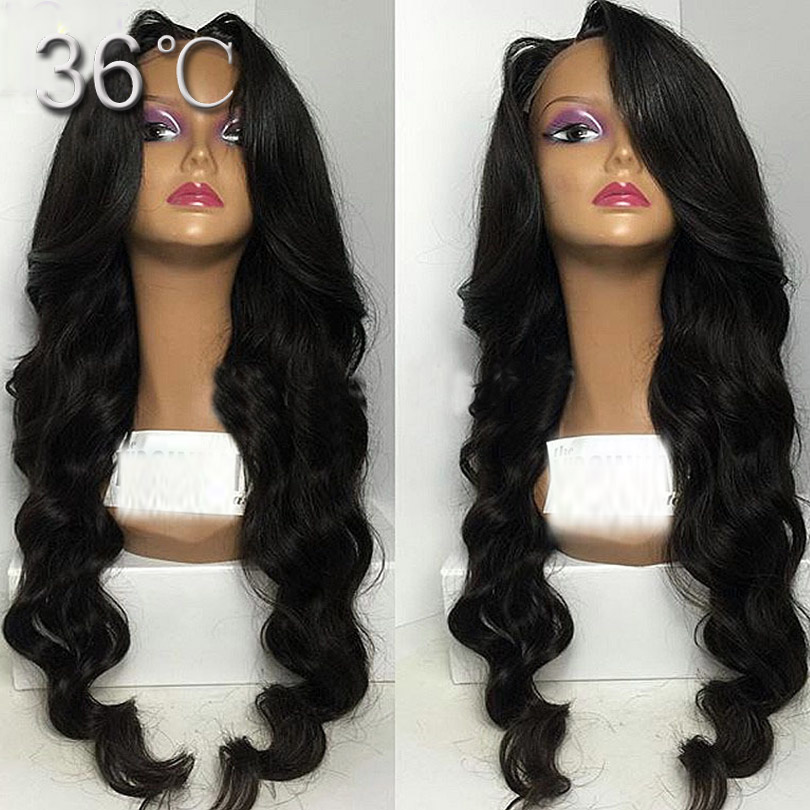 Top Quality 8a Body Wave 100 Human Hair Wigs Glueless
