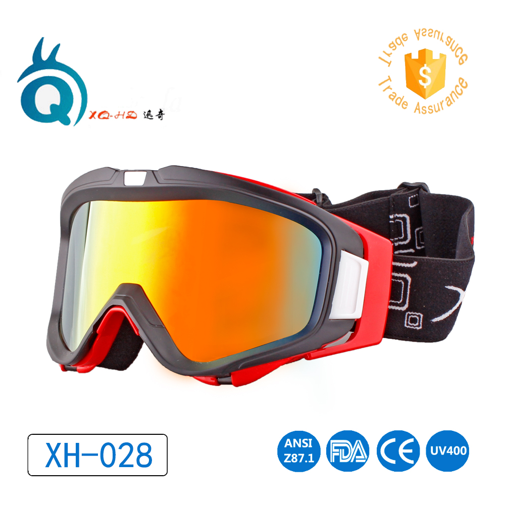 efd06f860d20 China maunfacturer sport Detachable mirror Anti fog lens custom glasses  winter sports googles snowboard snow ski goggles-in Skiing Eyewear from  Sports ...