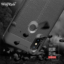 hot deal buy wolfrule xiaomi mi mix 3 cases cover shockproof luxury leather soft tpu case for xiaomi mi mix 3 funda for xiaomi mi mix3 coque