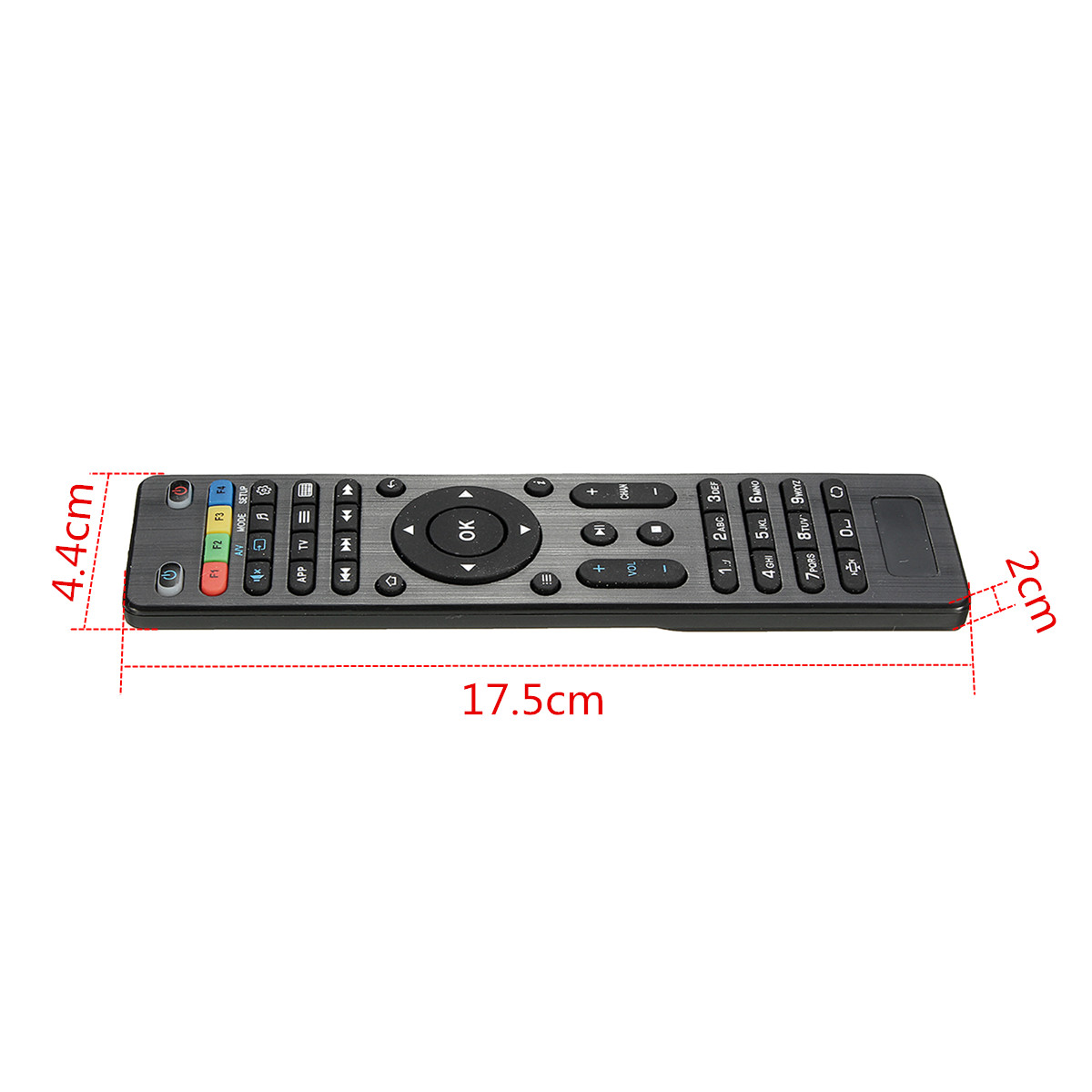 US $2 62 19% OFF|Remote Control Replacement For Mag 250 254 255 260 261 270  IPTV TV Set Top Box High Quality Remote Control Controller-in Remote