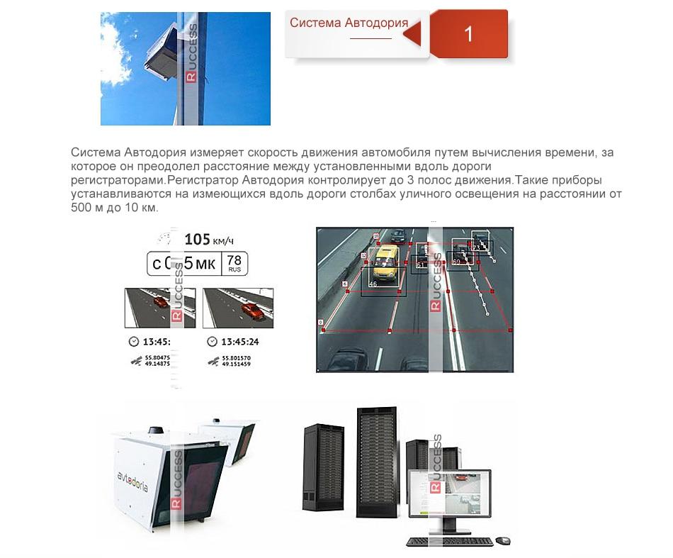RUCCESS Radar Detectors Anti Car Radar Detector for Russia with GPS Police Radar 170 Degree CAR DVR Full HD 1080P Video Recorder (8)