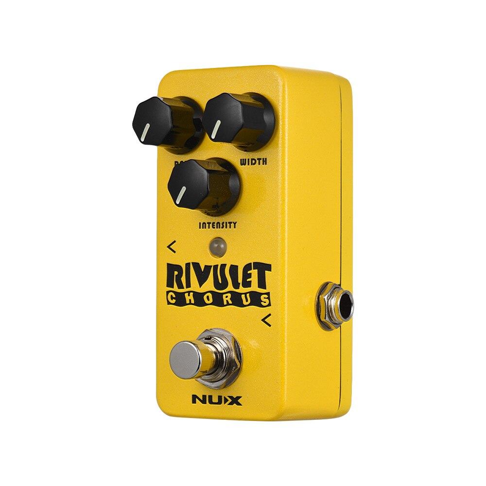 NUX NCH 2 Guitar Effect Pedal RIVULET Chorus Guitar Pedal