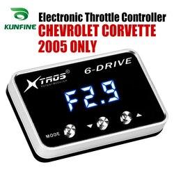 Samochód elektroniczny regulator przepustnicy wyścigi akcelerator wspomagacz dla CHEVROLET CORVETTE 2005 tylko części do tuningu akcesoria w Elektronicznie sterowane przepustnice do samochodów od Samochody i motocykle na