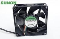 Originele Voor Sunon PF80251B2-0000-S99 12V 3.4W 8025 80 Mm 8 Cm Pwm Tempreture Controle Axiale Cooling Fans