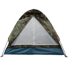 Camping Tent Camouflage Ultralight Outdoor Portable UV protectionTent for 2 People Beach Travel Camping Tents(China)