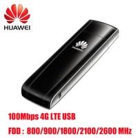 Оригинальный разблокированный huawei E392 E392U-12 4 аппарат не привязан к оператору сотовой связи USB флэшка-модем 3G 4g usb-модем, поддержка FDD 800/1800/2600 МГ...