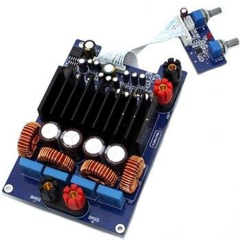 TAS5630 OPA1632DR TL072 600W Class D Power Subwoofer Amplifier Board YJ00221
