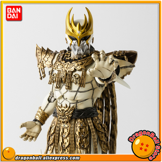Anime Masked Rider Kuuga Original BANDAI Tamashii Nations S.H. Figuarts / SHF Exclusive Action Figure - N.Daguva.Zeba 100% original bandai tamashii nations s h figuarts shf exclusive action figure garo leon kokuin ver from garo