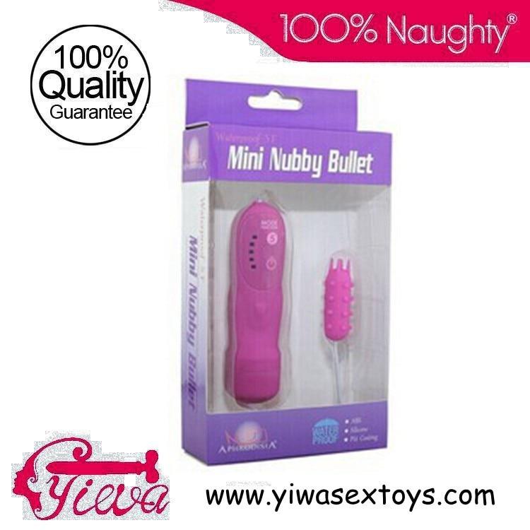 Waterproof egg vibrators