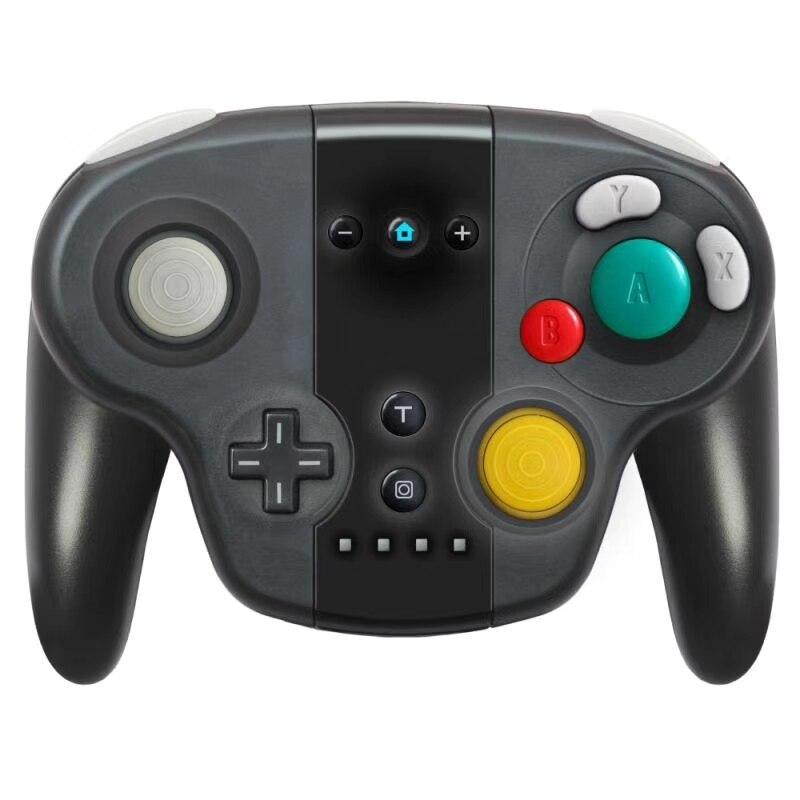 Manette de jeu transparente sans fil avec TURBO pour commutateur contrôleur de jeu PC PRO manette Bluetooth NFC pour contrôleur de commutateur de compte