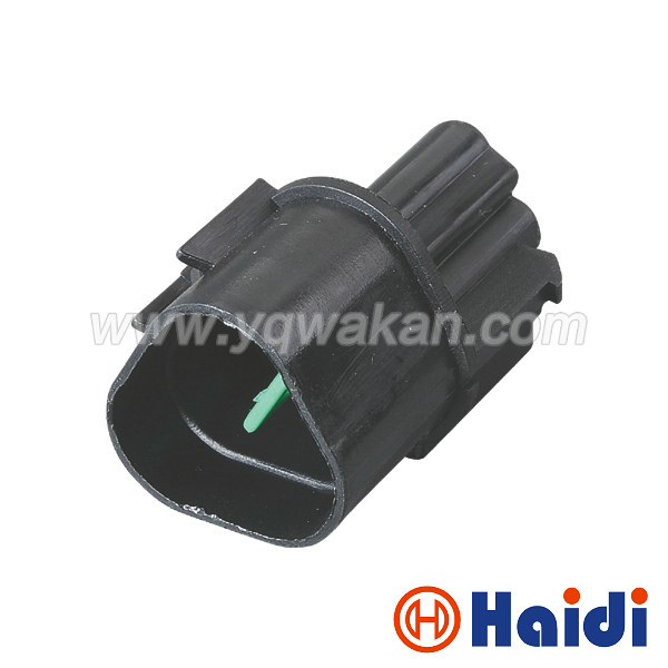 Free shipping 5sets <font><b>Kum</b></font> 3pin waterproof connector housing plastic auto <font><b>connectors</b></font> PB621-03020 image
