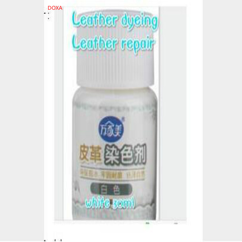 leather repair white 30ml free shipping in Leather Upholstery Cleaner from Automobiles Motorcycles