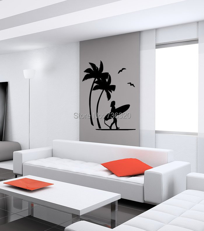 Tree Wall Sticker In Black Color