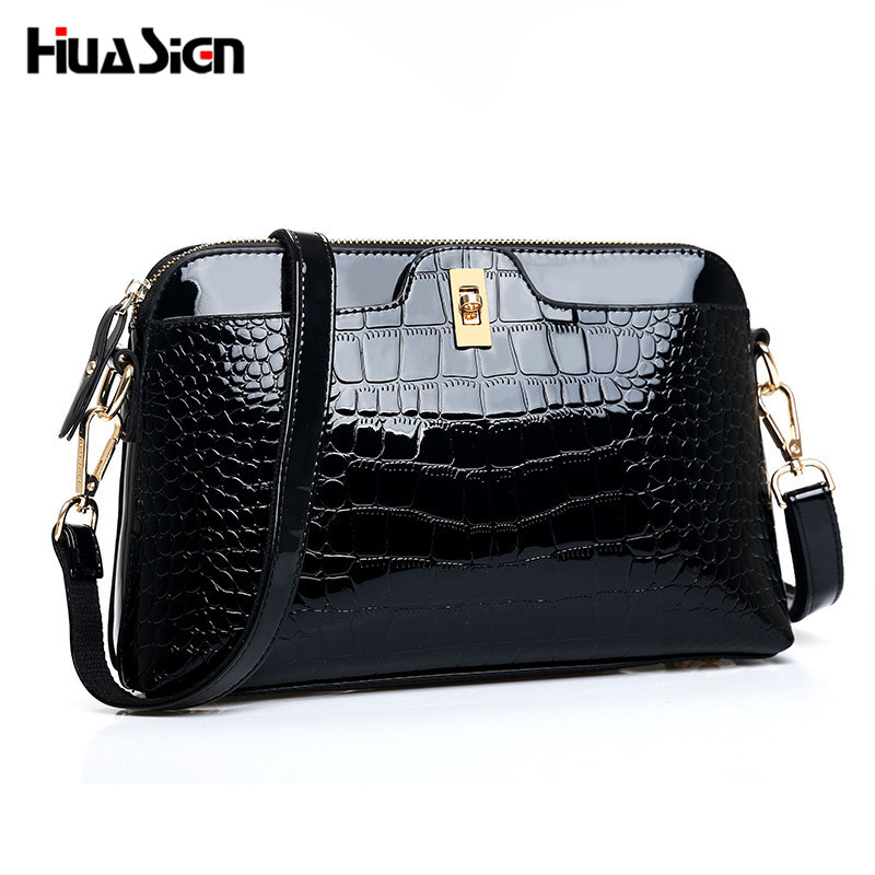 Huasign Leather Bags Handbags Famous Brands Designer High Quality Fashion Bolsos Sac A Main Femme De Marque 2017 shoulder famous designer brand women messenger bags leather handbags high quality bolsos bolsas sac a main femme de marque