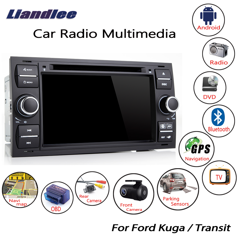 Liandlee For Ford Kuga / Transit 2006~2013 Android Car