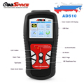 OBD2 Automotive Scanner Car AD510 OBD Multi-languages Code Reader New AD310 Car Diagnostic Tool in Russian Better Autel AL519