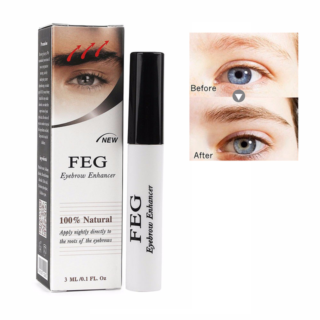 Feg 100 Original Eyebrow Enhancer Ferum For Eyebrow Growth Make Up