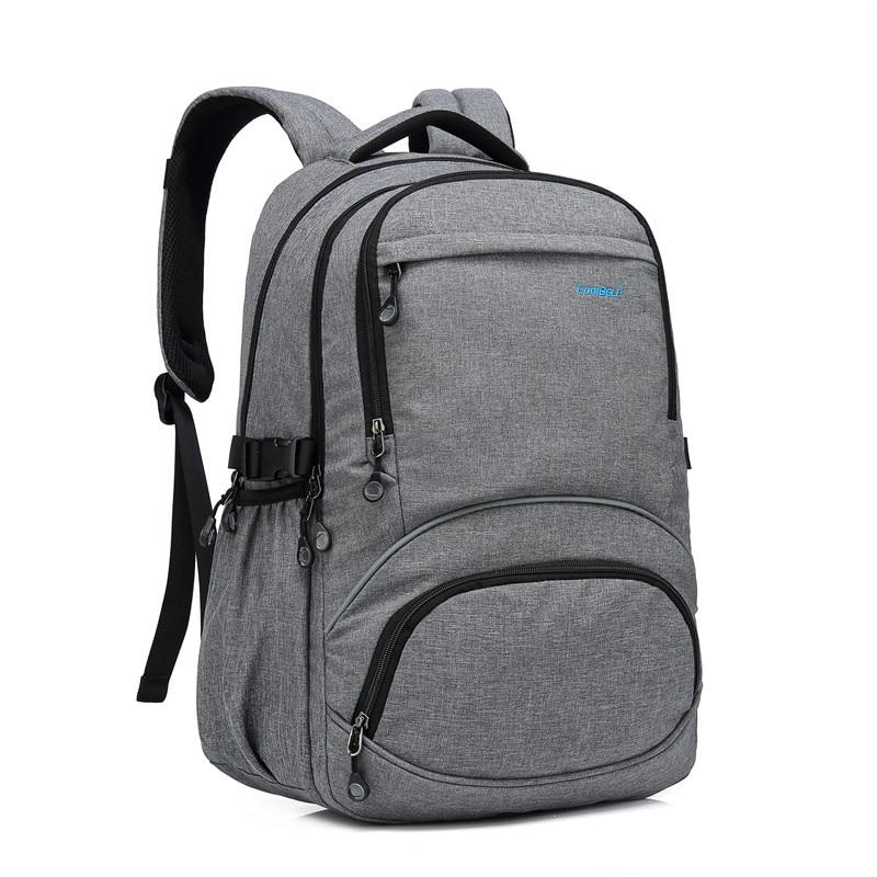 Fashion 15.6 Inch Laptop Bag Multi-Function Lightweight Computer Backpack Notebook Bag Waterproof Messenger for Business Travel