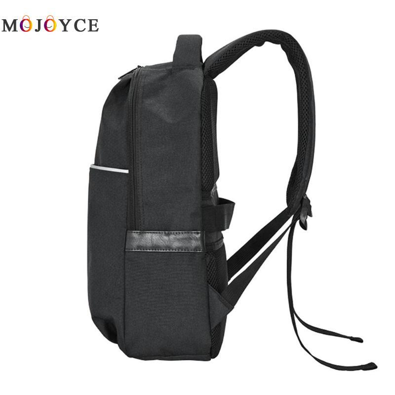 43 X 28 X 17cm Business Zipper Men Backpack Oxford Cloth Waterproof Laptop Unisex Teenage Casual Shoulder Bag Travel Bag