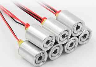 650nm לייזר 100 mw לייזר Positioner לייזר Sight אור ספוט קטן