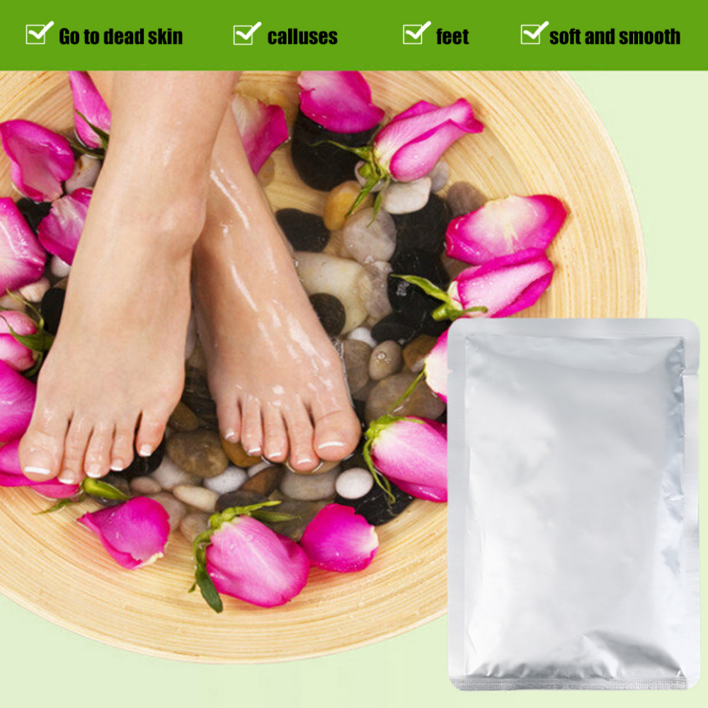 Drop Butterfly Baby Foot Peeling Renewal Mask Cuticles Heel For Remove Dead Skin Excellent Feet Cleaning Foot Mask Top Quality