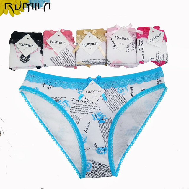 54446ed122d women cotton lace many color size sexy underwear ladies panties lingerie bikini  underwear