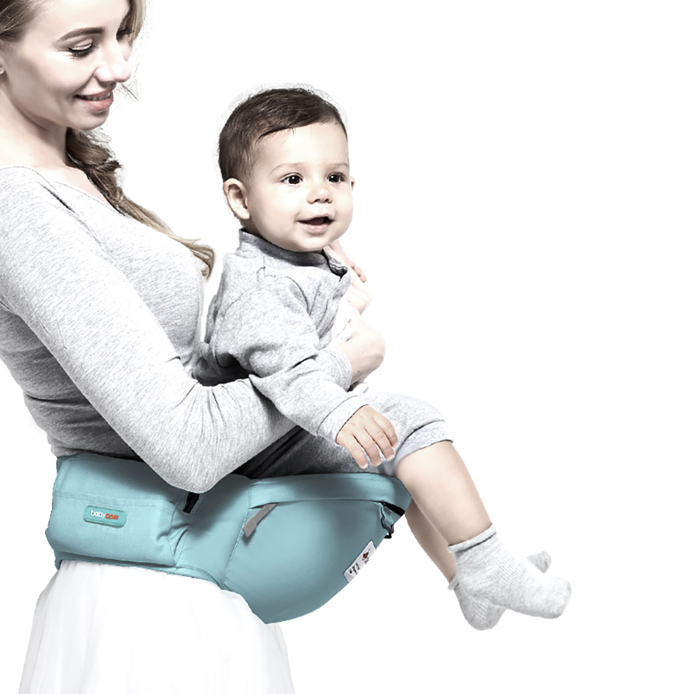 Baby Carrier Waist Stool Walkers Babies Backpacks Carriers Waist Belt Backpack Hipseat Belt Equipped with Mesh Pocket for Kids цена
