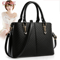 Newest Designer Handbags High Quality Solid Women Leather Shoulder Bags Classic Ladies Messenger Bag Casual Tote