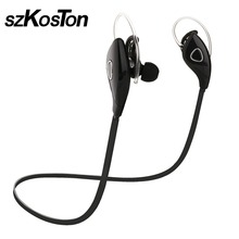 Q7 4.1 Bluetooth Wireless Headset Earphones Sport Hand-free Original Earphone Earbud Noise Canceling with Mic AptX For Xiaomi
