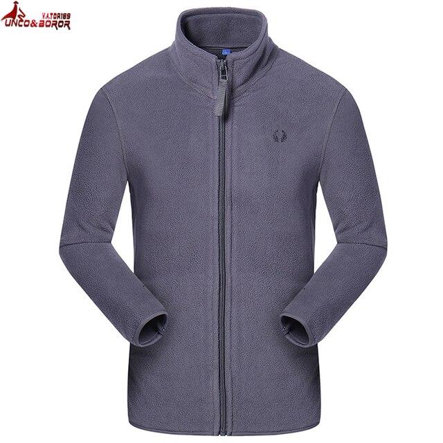 82eb22f2203a5 UNCO & BOROR YENI erkek Hoodies Bahar Sonbahar Uzun Kollu Ceketler Rahat  Ceket Spor Erkek Marka Giyim Kazak