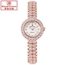 Luxury Jewelry Lady Women's Watch Small Fine Fashion Hours B