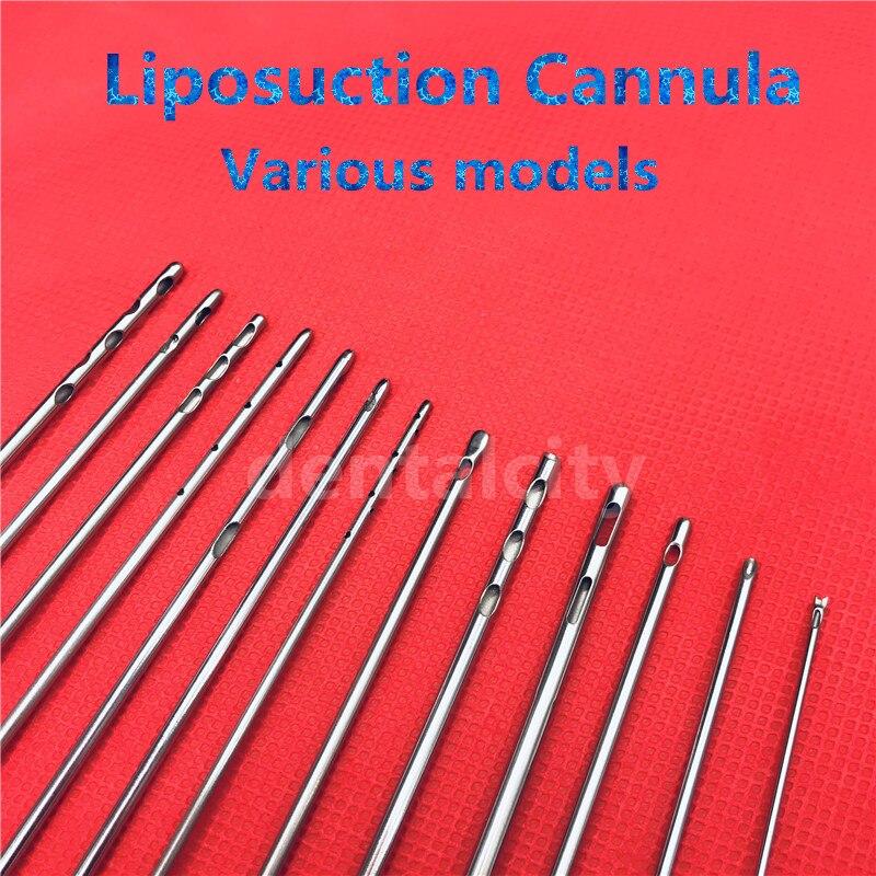 Liposuction Cannulas Multi Type Hole Needles For Liposuction Cannulas For Liposuction Surgery
