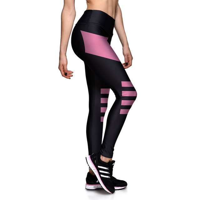 Sexy Fashion High Waist Slim Women Leggings Fitness Quick-drying Profession Dance Casual Sporting Pants Plus Size 2 Colors