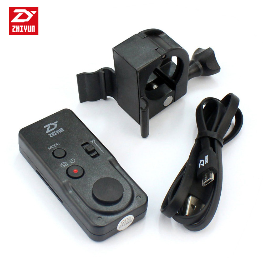 ZW B02 Bluetooth Wireless Remote Control Camera Parts for Zhiyun CRANE CRANE M RIDER M SMOOTH2