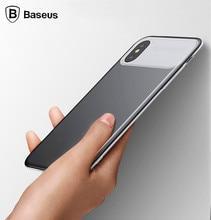 Baseus Slim Lotus Case For iPhone X/Xs