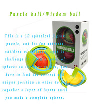Magic Intellect Puzzle Ball