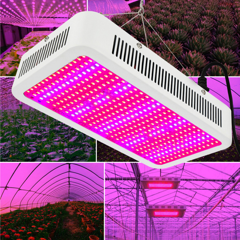 400W Grow LED Indoor Plant Lamp Light Greenhouse Fruit and Vegetable/Flower Lights Plant Hanging Line Lamp Full Spectrum 2pcs gold plated wired control plate for jazz bass replacement parts