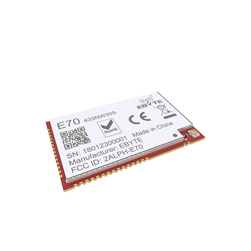 E70 433NW30S CC1310 1W 433mhz SMD Wireless Transceiver Iot 433 Mhz IPEX Antenna Transmitter And Receiver