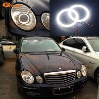 For Mercedes Benz W211 E230 E280 E350 Excellent Led Angel Eyes Ultrabright Illumination Smd Led Angel