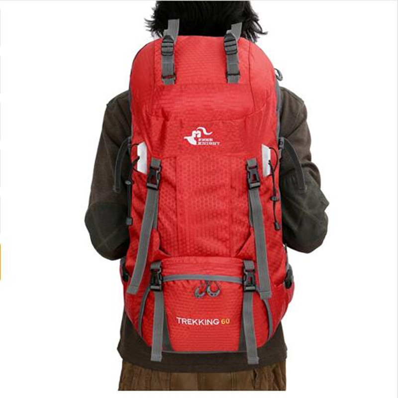 Free Knight 60L Camping Hiking Backpack 6 Түстер Ашық - Спорттық сөмкелер - фото 5