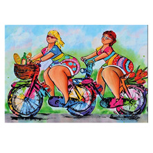5D Diy diamond painting cross stitch diamond embroidery Riding a woman picture diamond mosaic Home Decoration gift 20*30cm