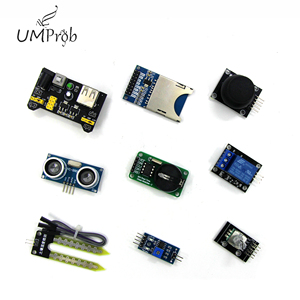 Image 2 - Modules de capteurs 45 en 1 Kit de démarrage pour arduino, mieux que le kit de capteur 37in1 Kit de capteur 37 en 1