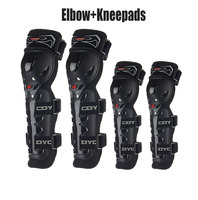 Scoyco Motorcycle Protective Kneepad Moto Racing Guards Motocross High Quality CE Knee Protector Black Red Motocicleta