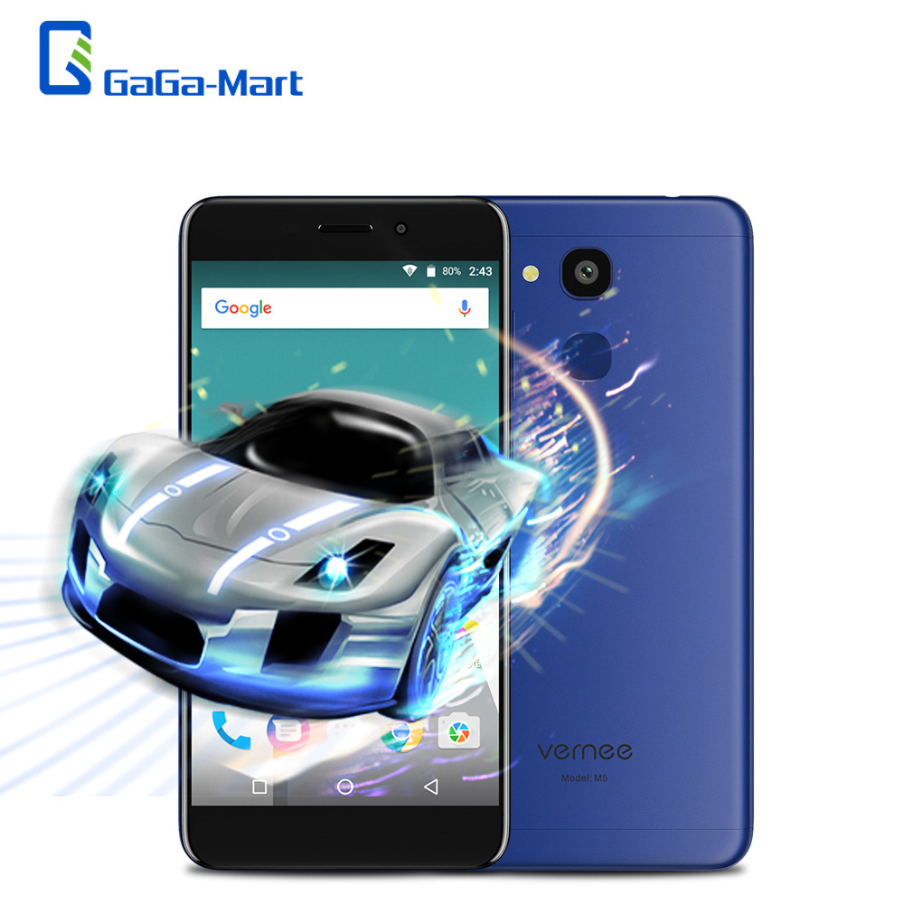 Mobile Phones Independent Vernee M5 Smartphone 4g Android 7.0 4gb Ram 64gb Rom 13.0mp+8.0mp Camera 3300mah Battery Gps Touch Id Breathing Lamp Wifi And Digestion Helping