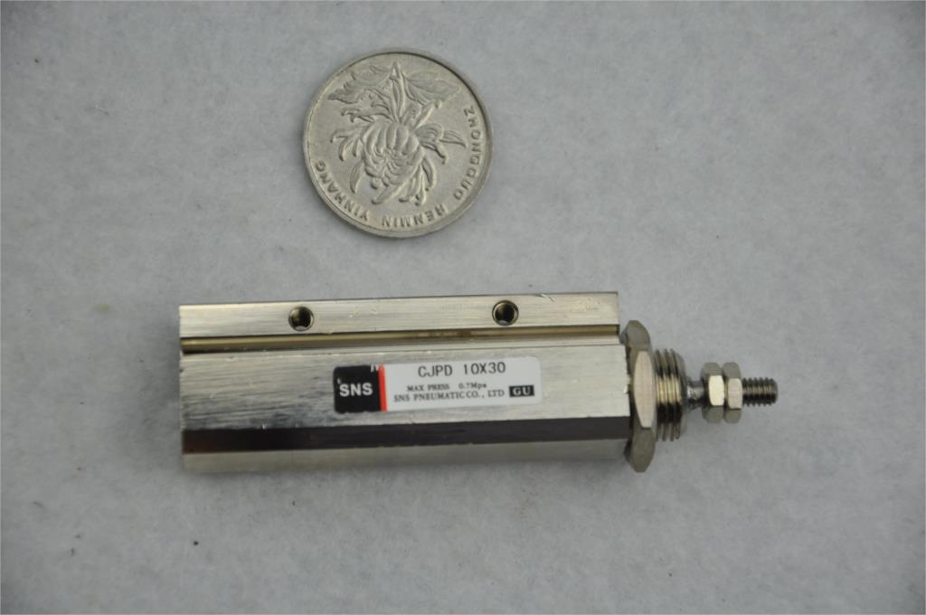 mini CJPD10-30 M5PT with magnetic reed doulbe acting need shaped air pneumatic cylinder new original japan smc d f8b dc ac 5 120v magnetic reed switch for air pneumatic cylinder