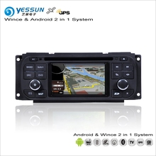 YESSUN For JEEP Liberty / Wrangle 2002~2007 Android Multimedia Radio CD DVD Player GPS Navi Map Navigation Audio Video Stereo
