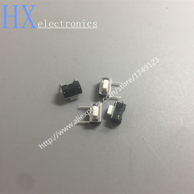 Lights & Lighting Free Shipping 500pcs 3*6*5mm 2pin Tact Switch 3x6x5mm 2p Side Pin Micro Push Button Tactile Switchs Unequal In Performance