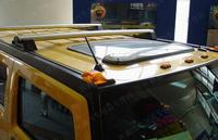 High Quality Aluminum Alloy Car Roof Racks Luggage Rack Fits For Hummer H2 2004.2005.2006.2007.2008.2009.2010 BY EMS