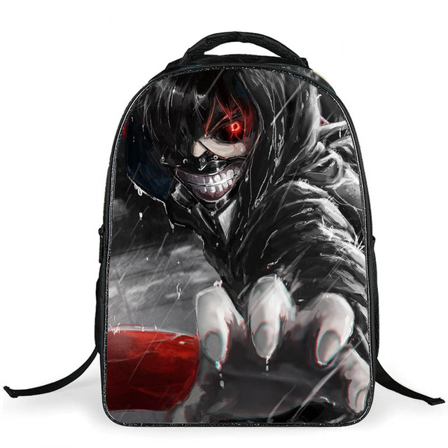 Tokyo Ghoul Vampiro School Bags